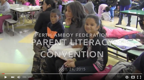 Perth Amboy Parent Literacy Convention