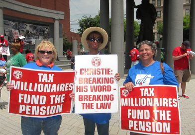 Funding the Pension Long Game