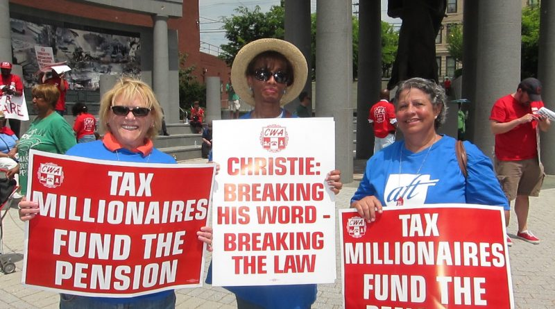 #FundNJPension