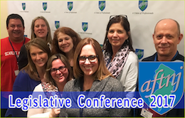 "Legislative Conference 2017""></a></div> 		</aside>		<aside id=""recent-posts-5"" class=""widget widget_recent_entries clearfix"">		<h3 class=""widget-title""><span>Recent Posts</span></h3>		<ul> 					<li> 				<a href=""http://aftnj.org/topics/news/k-12/2017/report-says-nj-teachers-make-less-than-other-workers/"">Report says NJ teachers make less than other workers</a> 						</li> 					<li> 				<a href=""http://aftnj.org/topics/news/higher-education/2017/the-new-civics-course-in-us-schools-how-to-spot-fake-news/"">The new civics course in US schools: How to spot fake news</a> 						</li> 					<li> 				<a href=""http://aftnj.org/topics/news/higher-education/2017/n-j-university-let-go-of-professor-without-enough-warning-court-rules-cnjscl/"">N.J. university let go of professor without enough warning, court rules</a> 						</li> 					<li> 				<a href=""http://aftnj.org/topics/news/aftnj-news/2017/members-register-for-march-31-april-1-legislative-conference/"">Members: Register for March 31 &#038; April 1 Legislative Conference</a> 						</li> 					<li> 				<a href=""http://aftnj.org/topics/cope/2017/no-to-andrew-puzder-for-labor-secretary/"">&#8216;No&#8217; to Andrew Puzder for Labor Secretary</a> 						</li> 				</ul> 		</aside>		<aside id=""text-3"" class=""widget widget_text clearfix""><h3 class=""widget-title""><span>AFTNJ Calendar</span></h3>			<div class=""textwidget""><a href=""http://aftnj.org/?page_id=82""><img src=""http://aftnj.org/wp-content/uploads/2011/08/calendarshort260.jpg"" alt=""AFTNJ Calendar"" width=""260"" height=""56"" / border=""0""></a></div> 		</aside><aside id=""text-7"" class=""widget widget_text clearfix""><h3 class=""widget-title""><span>Coming Up</span></h3>			<div class=""textwidget""><style>.cat1,.cat1 .fc-event-skin,.fc-agenda .cat1,a.cat1,a.cat1:active,a.cat1:visited{color:#FFFFFF !important;background-color:#ED0C44 !important;border-color:#ED0C44 !important} a.cat1:hover{-moz-box-shadow:0 0 2px #000;-webkit-box-shadow:0 0 2px #000;box-shadow:0 0 2px #000;color:#FFFFFF !important;background-color:#ED0C44 !important;border-color:#FFFFFF !important} .cat4,.cat4 .fc-event-skin,.fc-agenda .cat4,a.cat4,a.cat4:active,a.cat4:visited{color:#FFFFFF !important;background-color:#099C24 !important;border-color:#099C24 !important} a.cat4:hover{-moz-box-shadow:0 0 2px #000;-webkit-box-shadow:0 0 2px #000;box-shadow:0 0 2px #000;color:#FFFFFF !important;background-color:#099C24 !important;border-color:#FFFFFF !important} .cat5,.cat5 .fc-event-skin,.fc-agenda .cat5,a.cat5,a.cat5:active,a.cat5:visited{color:#FFFFFF !important;background-color:#3992DB !important;border-color:#3992DB !important} a.cat5:hover{-moz-box-shadow:0 0 2px #000;-webkit-box-shadow:0 0 2px #000;box-shadow:0 0 2px #000;color:#FFFFFF !important;background-color:#3992DB !important;border-color:#FFFFFF !important} .cat6,.cat6 .fc-event-skin,.fc-agenda .cat6,a.cat6,a.cat6:active,a.cat6:visited{color:#000000 !important;background-color:#EDE90E !important;border-color:#EDE90E !important} a.cat6:hover{-moz-box-shadow:0 0 2px #000;-webkit-box-shadow:0 0 2px #000;box-shadow:0 0 2px #000;color:#000000 !important;background-color:#EDE90E !important;border-color:#000000 !important} .cat7,.cat7 .fc-event-skin,.fc-agenda .cat7,a.cat7,a.cat7:active,a.cat7:visited{color:#FFFFFF !important;background-color:#3609EB !important;border-color:#3609EB !important} a.cat7:hover{-moz-box-shadow:0 0 2px #000;-webkit-box-shadow:0 0 2px #000;box-shadow:0 0 2px #000;color:#FFFFFF !important;background-color:#3609EB !important;border-color:#FFFFFF !important} .cat8,.cat8 .fc-event-skin,.fc-agenda .cat8,a.cat8,a.cat8:active,a.cat8:visited{color:#FFFFFF !important;background-color:#240511 !important;border-color:#240511 !important} a.cat8:hover{-moz-box-shadow:0 0 2px #000;-webkit-box-shadow:0 0 2px #000;box-shadow:0 0 2px #000;color:#FFFFFF !important;background-color:#240511 !important;border-color:#FFFFFF !important} .cat9,.cat9 .fc-event-skin,.fc-agenda .cat9,a.cat9,a.cat9:active,a.cat9:visited{color:#FFFFFF !important;background-color:#005294 !important;border-color:#005294 !important} a.cat9:hover{-moz-box-shadow:0 0 2px #000;-webkit-box-shadow:0 0 2px #000;box-shadow:0 0 2px #000;color:#FFFFFF !important;background-color:#005294 !important;border-color:#FFFFFF !important} .cat10,.cat10 .fc-event-skin,.fc-agenda .cat10,a.cat10,a.cat10:active,a.cat10:visited{color:#FFFFFF !important;background-color:#BA1EF7 !important;border-color:#BA1EF7 !important} a.cat10:hover{-moz-box-shadow:0 0 2px #000;-webkit-box-shadow:0 0 2px #000;box-shadow:0 0 2px #000;color:#FFFFFF !important;background-color:#BA1EF7 !important;border-color:#FFFFFF !important} .cat11,.cat11 .fc-event-skin,.fc-agenda .cat11,a.cat11,a.cat11:active,a.cat11:visited{color:#FFFFFF !important;background-color:#6d10d1 !important;border-color:#6d10d1 !important} a.cat11:hover{-moz-box-shadow:0 0 2px #000;-webkit-box-shadow:0 0 2px #000;box-shadow:0 0 2px #000;color:#FFFFFF !important;background-color:#6d10d1 !important;border-color:#FFFFFF !important} .cat12,.cat12 .fc-event-skin,.fc-agenda .cat12,a.cat12,a.cat12:active,a.cat12:visited{color:#FFFFFF !important;background-color:#337316 !important;border-color:#337316 !important} a.cat12:hover{-moz-box-shadow:0 0 2px #000;-webkit-box-shadow:0 0 2px #000;box-shadow:0 0 2px #000;color:#FFFFFF !important;background-color:#337316 !important;border-color:#FFFFFF !important} </style><ul class="