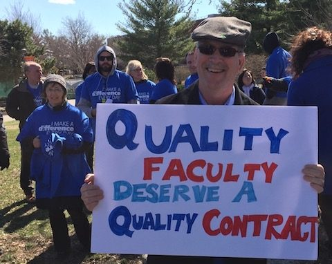 Quality Faculty Deserve a Quality Contract