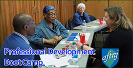Professional Development Boot Camp