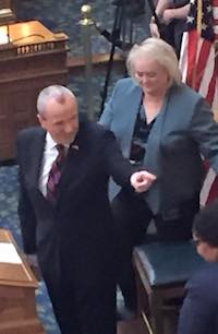 Gov. Phil Murphy, March 13, 2018. Photo: Millerand