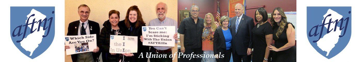 American Federation of Teachers New Jersey, AFL-CIO