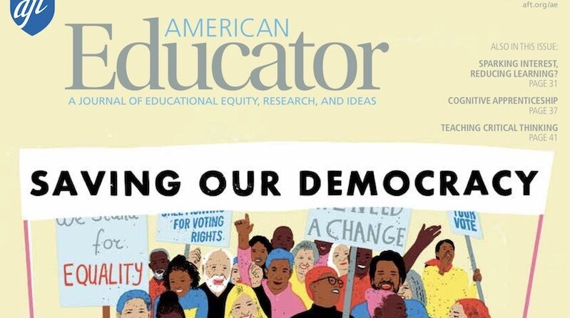 Latest issue of American Educator out now