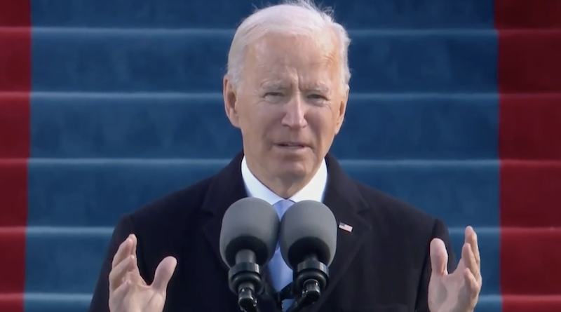 Biden: One coronavirus vaccine shot for every educator by end of March