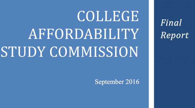 college affordability screenshot