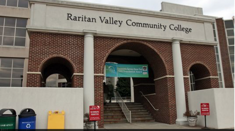 Raritan Valley Community College, Gannett file