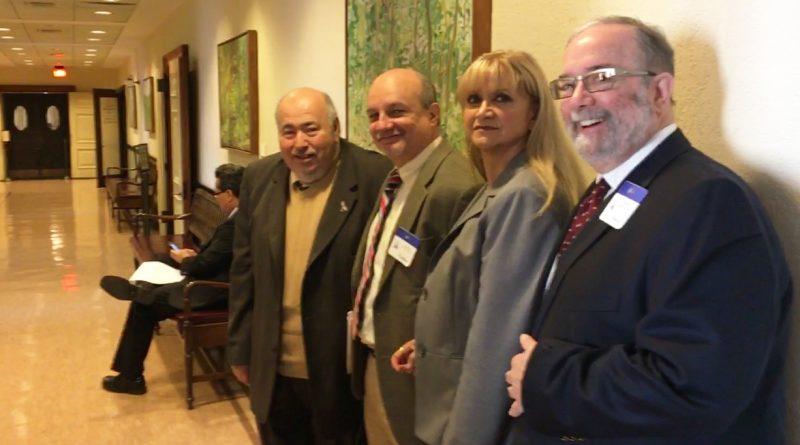 Joe Doria, Tim Haresign, Sue Tardi, Dan O'Connor