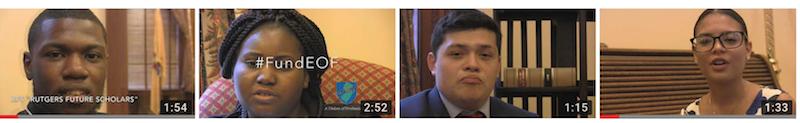 eof student videos