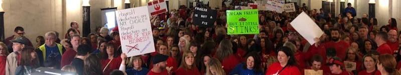 West Virginia strike
