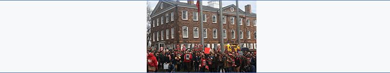 Rutgers PTLs ratify new contract
