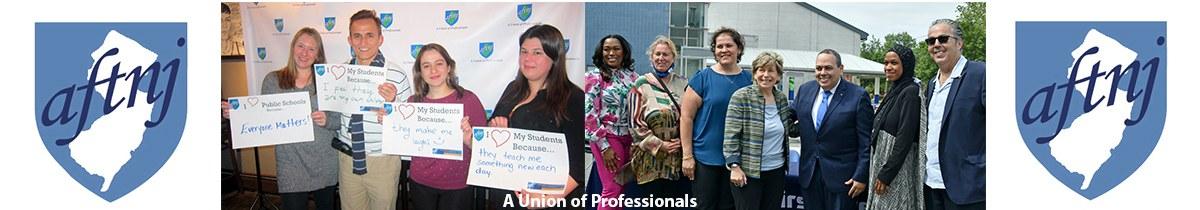 American Federation of Teachers New Jersey, AFL-CIO