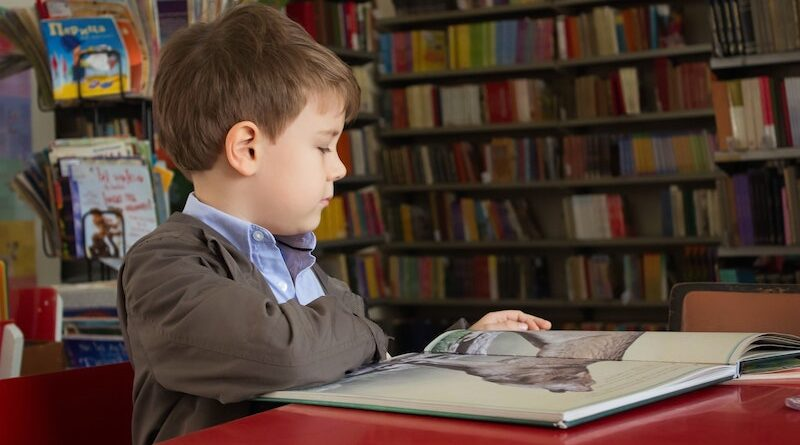 Reading aloud establishes authentic commitment to literacy